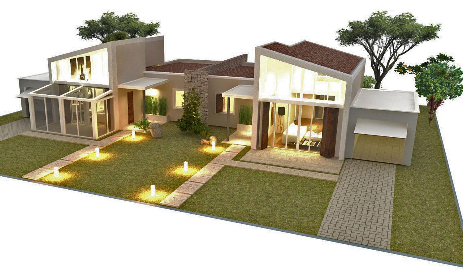 case in vendita a Grosseto bi familiari-prospettiva