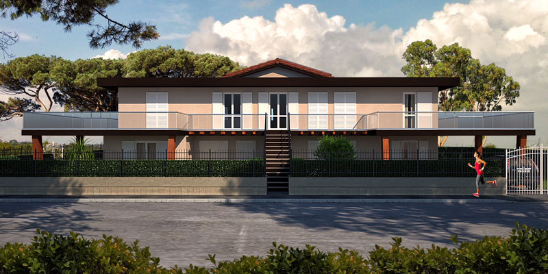case in vendita grosseto-villa nel verde-render2